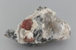 Picture of Inesite with Xonotlite, (Kalahari Manganese Fields, South Africa)
