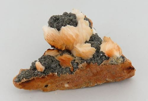 Picture of Barite & Galena (Morocco)