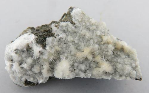 Picture of Natrolite on Phillipsite (Canada)