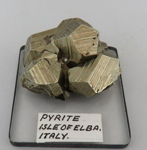 Picture of Pyrite (Italy)