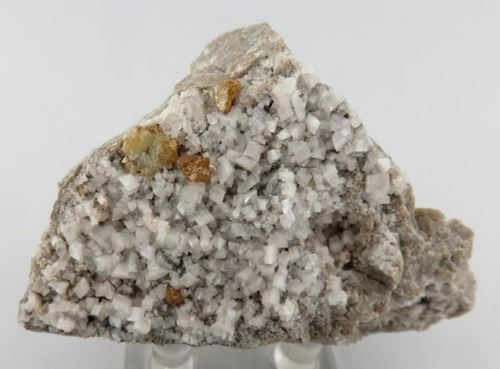 Picture of Sphalerite on Dolomite (USA)