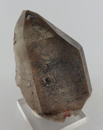Picture of Quartz with Specularite (Lower Orange River, South Africa)