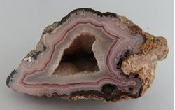 Picture of Agate Geode, Locality Unknown