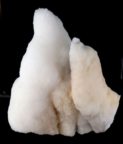 """Picture of Aragonite """"Stalactite"""" (South Africa)"""