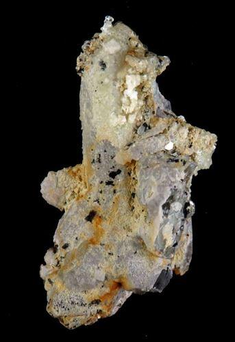 Picture of Hyaline on Quartz (Erongo, Namibia)