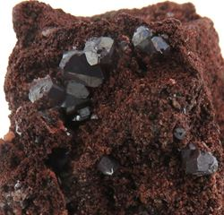 Picture of Cuprite (Tsumeb, Namibia)