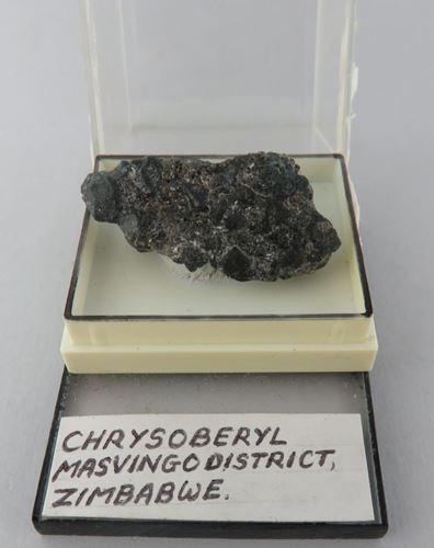 Picture of Chrysoberyl (Zimbabwe)