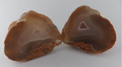 Picture of Agate Pair (Natal, South Africa)