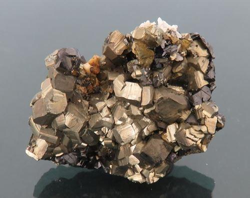 Picture of Pyrite with Sphalerite (Kosovo)