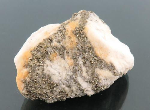 Picture of Pyrite in Dolomite (Switzerland)