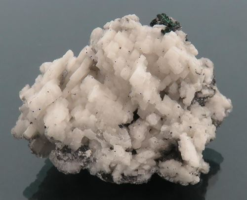 Picture of Azurite on Dolomite (Tsumeb, Namibia)