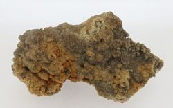 Picture of Calcite with Mimetite (Tsumeb Namibia)