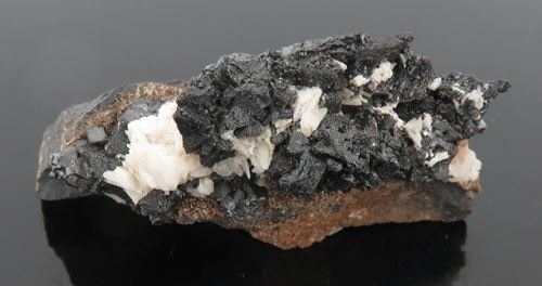 Picture of Hausmanite (Kalahari Manganese Fields, South Africa)