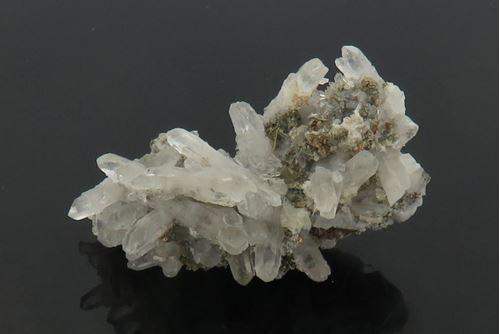 Picture of Quartz with Pyrite (Romania)