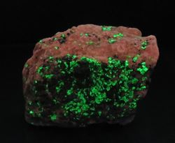 Picture of Willemite & Calcite (USA)
