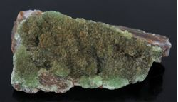Picture of Cuprian Smithsonite (Tsumeb, Namibia)