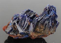 Picture of Azurite (Tsumeb, Namibia.)