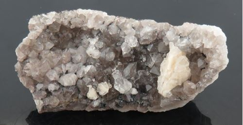 Picture of Amethyst with Calcite (Brazil)