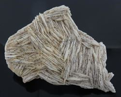 Picture of Barite with Chalcopyrite (Germany)