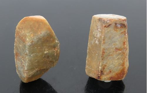 Picture of Corundum (Northern Cape, South Africa) x 2