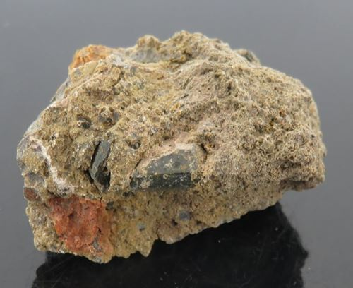 Picture of Augite & Rhonite (Germany)